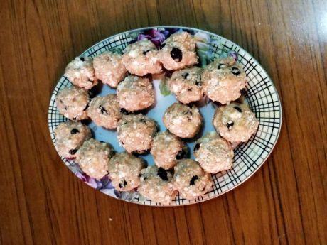 Пироги постные с мармеладом и яблоком