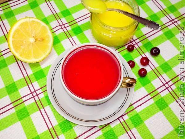 Горячие фруктовые чаи: рецепты от шеф-поваров