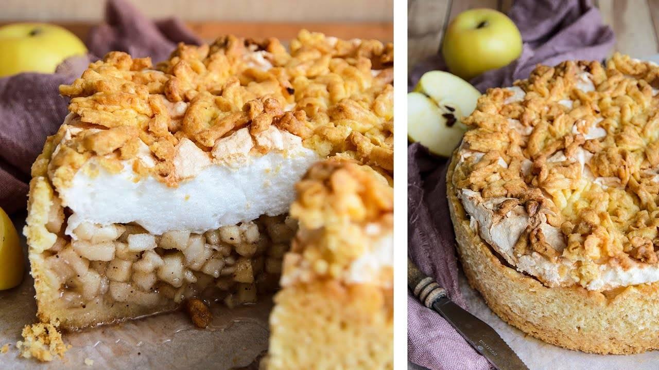 Невероятно вкусный крамбл с яблоками — рецепт от гордона рамзи