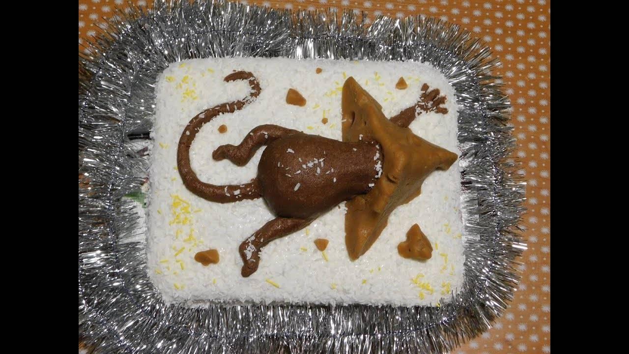 Торт с майонезом