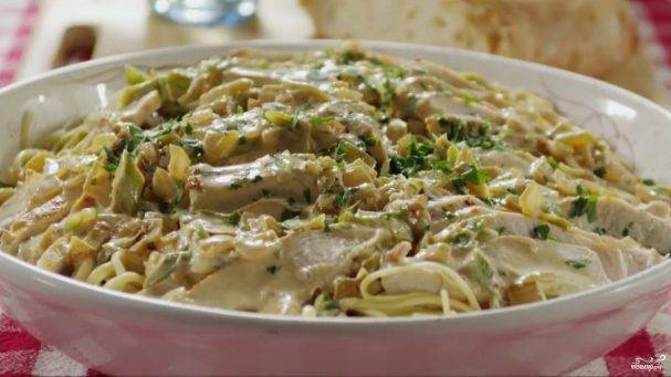 Индейка с овощами в сливочном соусе - запись пользователя елена чуркина (kmdfbz) в сообществе кулинарное сообщество в категории блюда из птицы - babyblog.ru