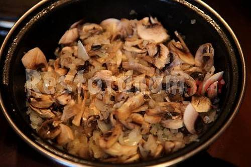 Тефтели грибные