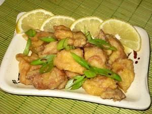 Курица в лимонном соке