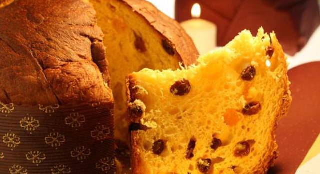 Итальянский пасхальный кулич панеттоне— самый вкусный рецепт