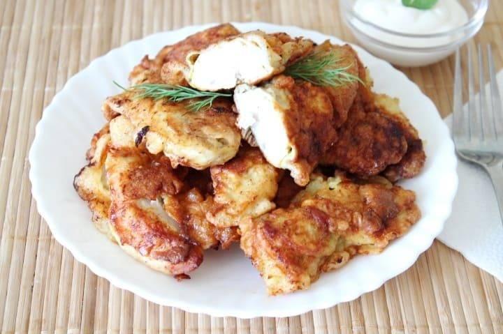 Кляр для курицы - самые вкусные рецепты теста для филе и крылышек