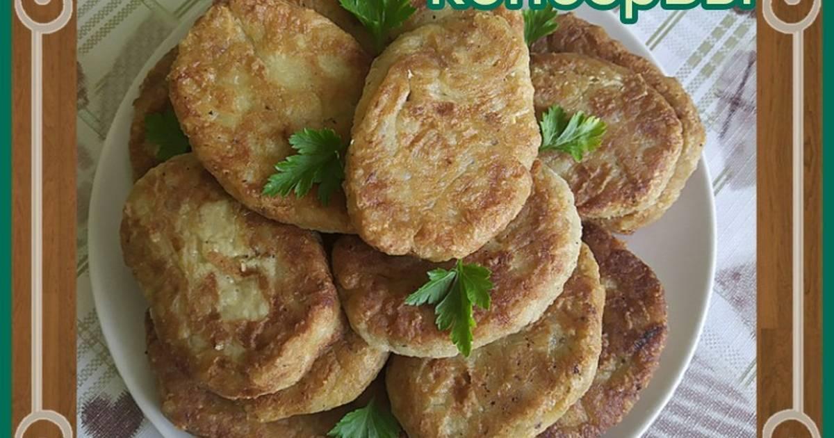 Зразы картофельные с мясом – готовим с удовольствием