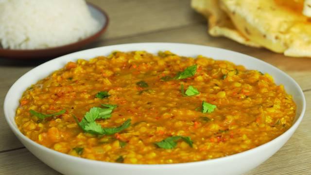 Постная еда с анной людковской: индийское и тайское карри