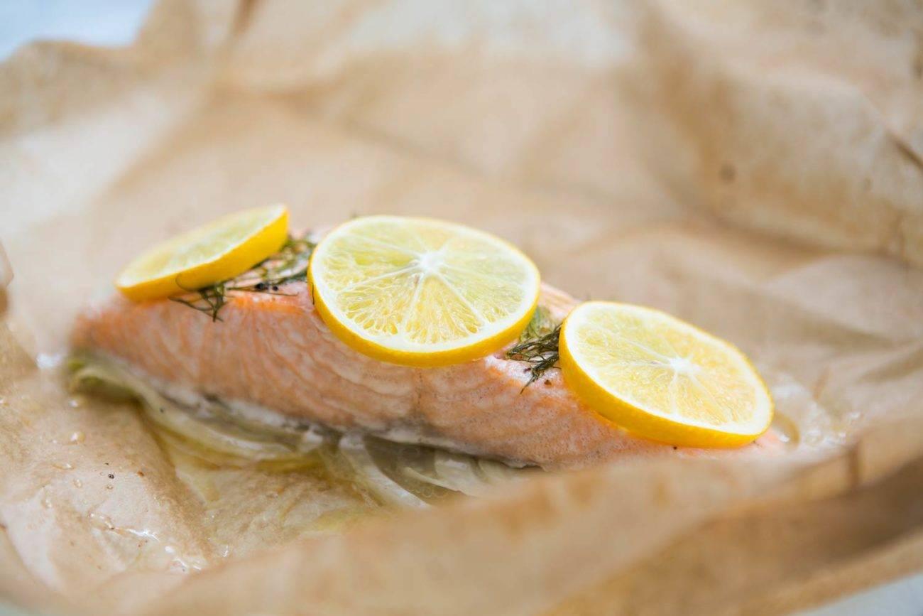 Лосось с острым соусом: рецепт и фото
