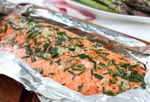 Лосось в духовке - лучшие рецепты запеченного в духовке лосося – на бэби.ру!