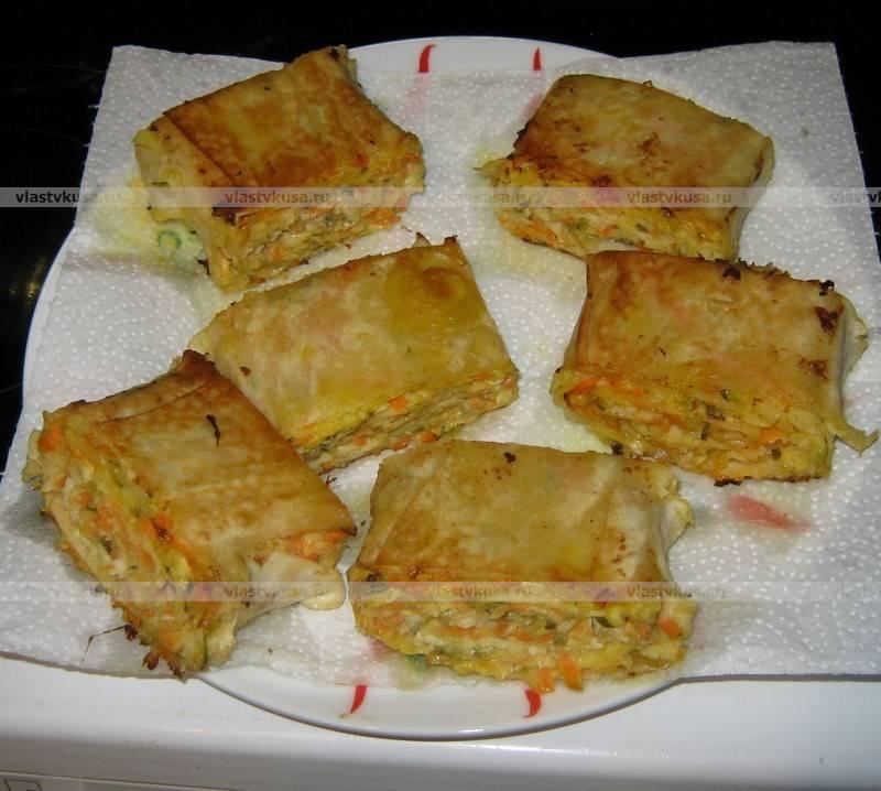 Рецепты закусок с лавашом на праздничный стол