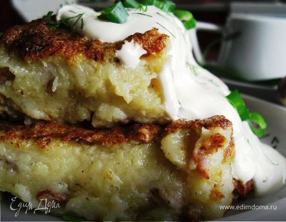 Картофельная бабка в духовке. пошаговый рецепт с фото • кушать нет