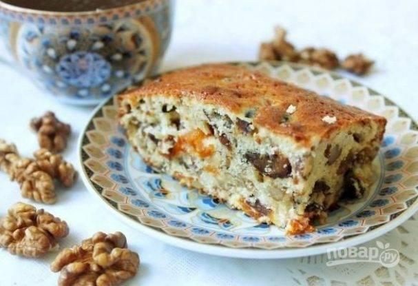 Рождественский кекс с сухофруктами и орехами - рецепты английской, немецкой и итальянской выпечки