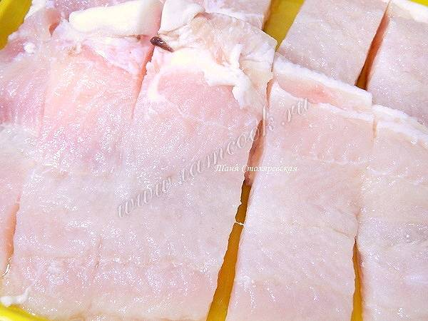 Как пожарить стейк пангасиуса на сковороде