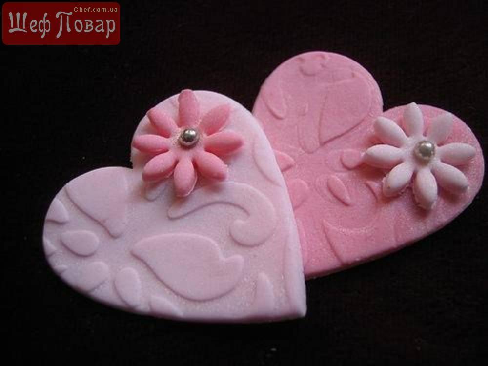 Марципановые фигурки для украшения торта (пошаговый рецепт с фото)
