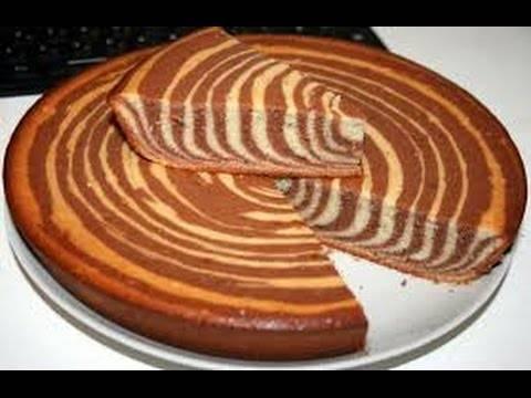 Рецепт пирога «зебра» в домашних условиях: классический, на сметане, на молоке, на кефире, в мультиварке