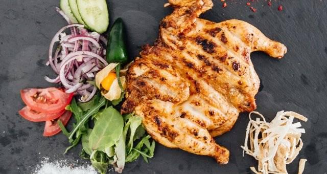 Лимонная курица рецепт с фото, как запечь курицу с лимоном и чесноком в духовке