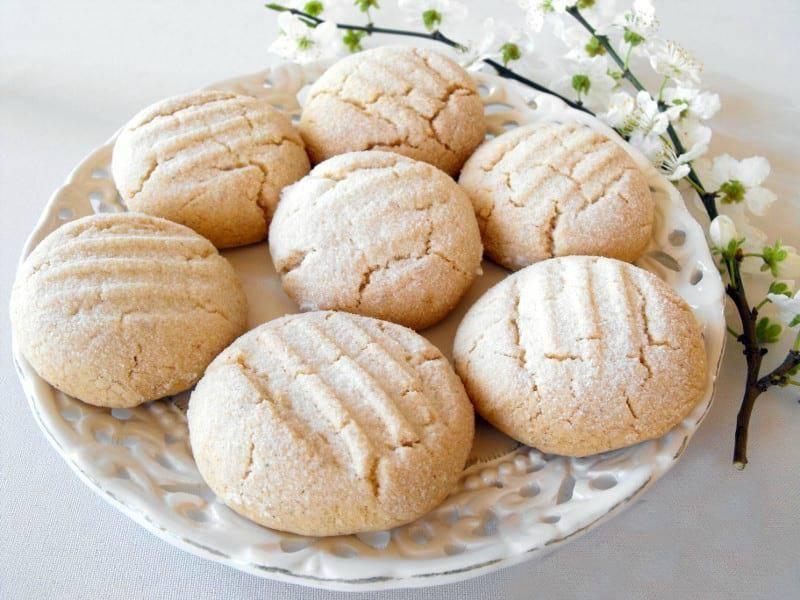 Печенье без яиц и разрыхлителя — все очень просто