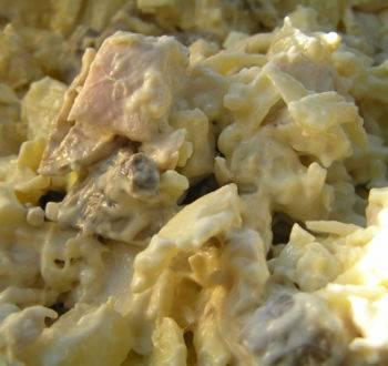 Курица с грецкими орехами - 9 пошаговых фото в рецепте