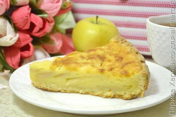 Что нужно, чтобы приготовить идеальный Цветаевский пирог с яблоками - проверенный рецепт