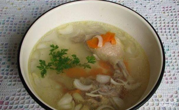 Бульон из утки: классический, крепкий, диетический - рецепты, особенности приготовления - onwomen.ru