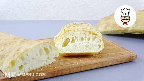 Хлеб отрубной без замеса