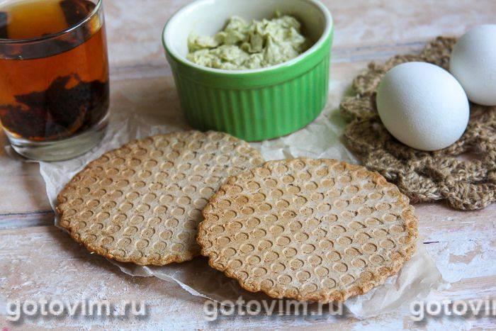 Шведские хлебцы