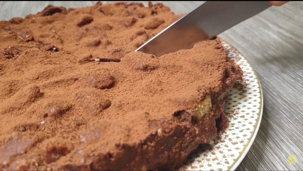 2 ингредиента - и невероятный шоколадный десерт готов!