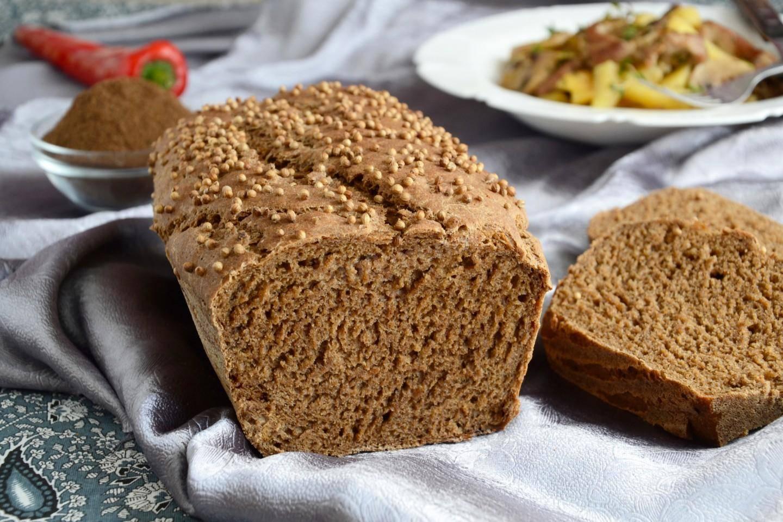 Рецепт дарницкого хлеба по госту с фото и видео: как приготовить его на закваске