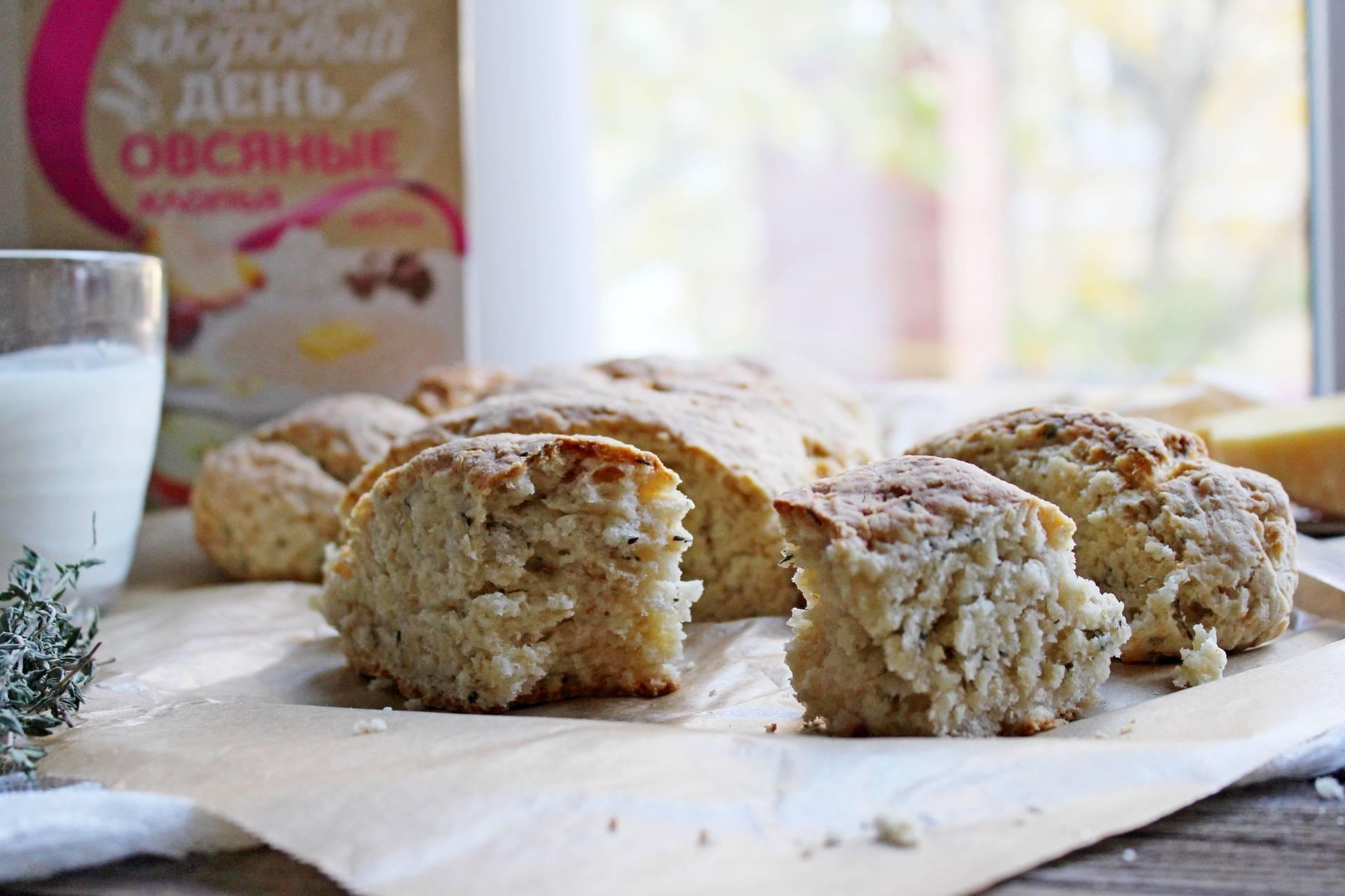 Сырные крекеры - рецепты с фото