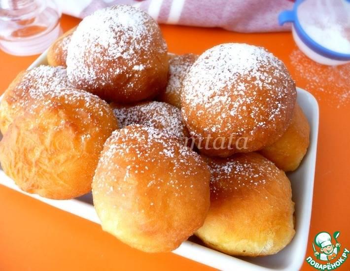 Пончики особенные