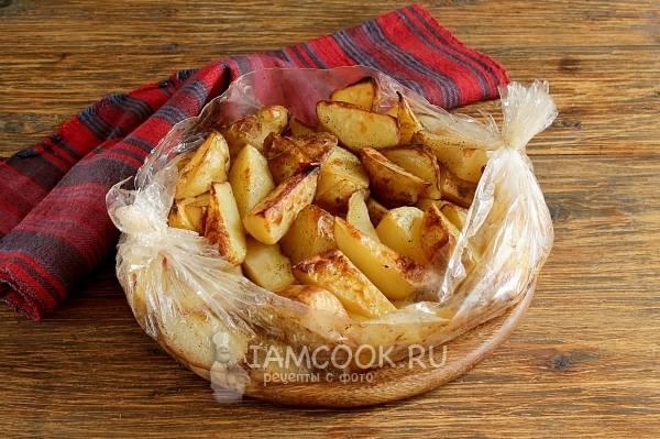 Способы варить картошку в микроволновке: в мундирах, пакете, кусочками