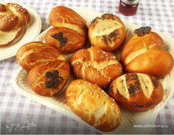 """Французские булочки """"для иррез"""""""