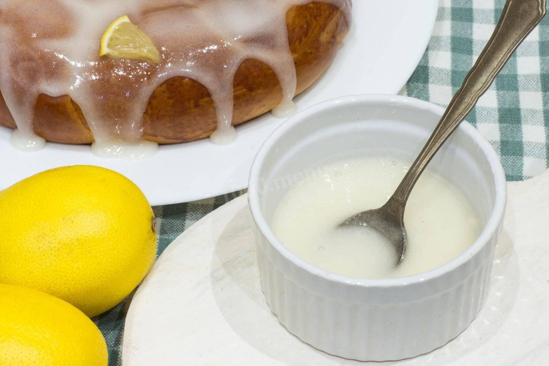 Глазурь сахарная