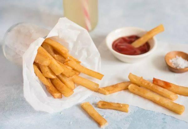 Домашняя картошка-фри за 30 минут