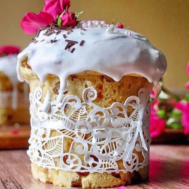 Пасхальные куличи - 80 домашних вкусных рецептов приготовления
