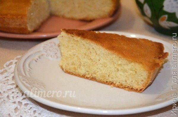 Вкусный торт-десерт  «три молока»