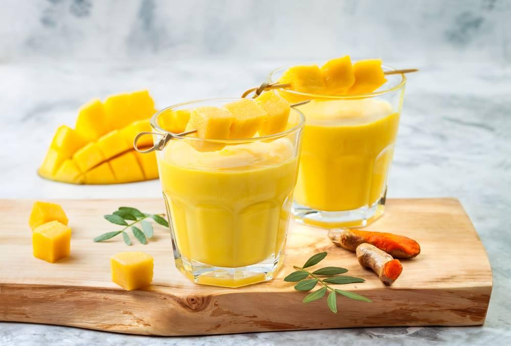Десертная лазанья с грушей и сыром