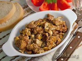 Паштет из куриной печени со сливочным маслом - рецепты джуренко