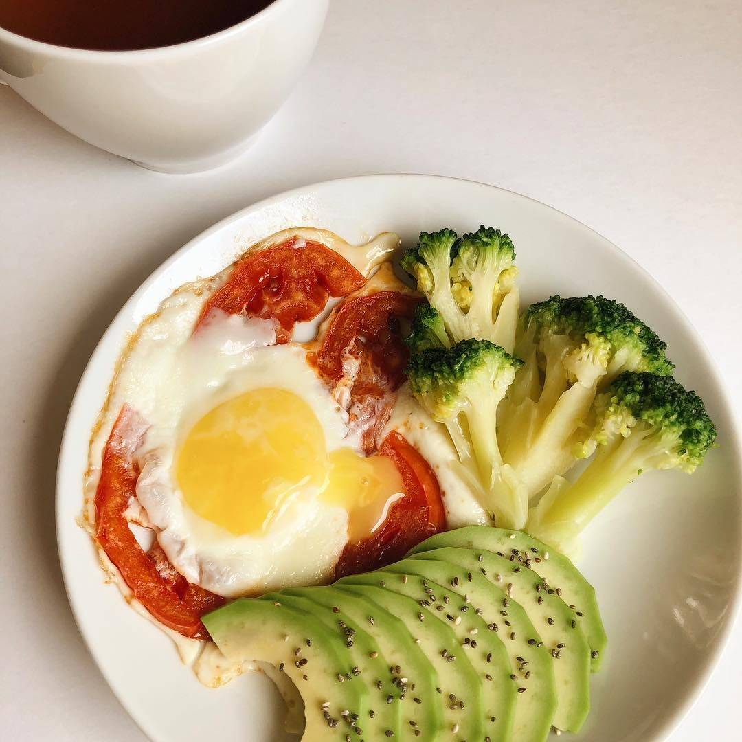 Яичница с беконом рецепт  с фото, как пожарить правильно и вкусно