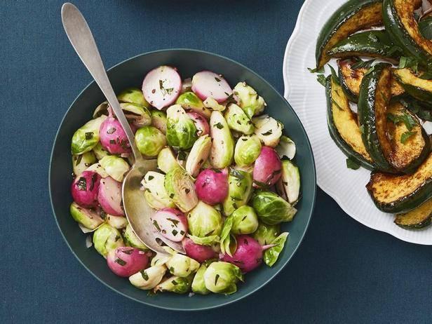 Рецепты приготовления блюд из брюссельской капусты с фото: запеканка и пюре