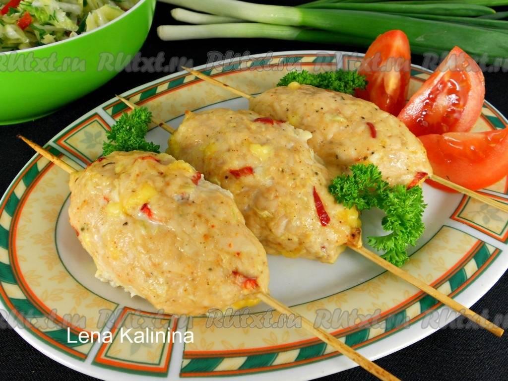 Рецепт люля-кебаба в духовке