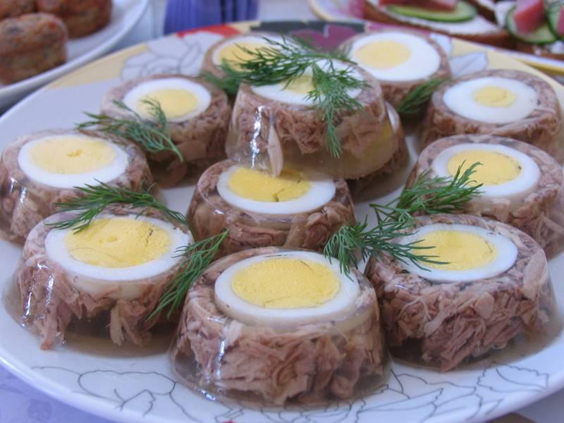 Холодец из курицы – 10 вкусных пошаговых рецептов