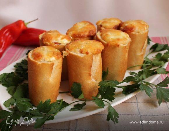 Рецепты - хлебные бочоночки | рецепт от zhezhe