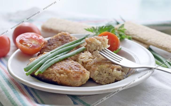 Котлеты из кабачков: вкуснейший рецепт с подробными фото и видео!