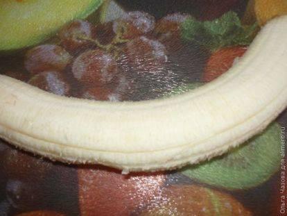 Рецепты из рисовой бумаги: спринг роллы с бананом