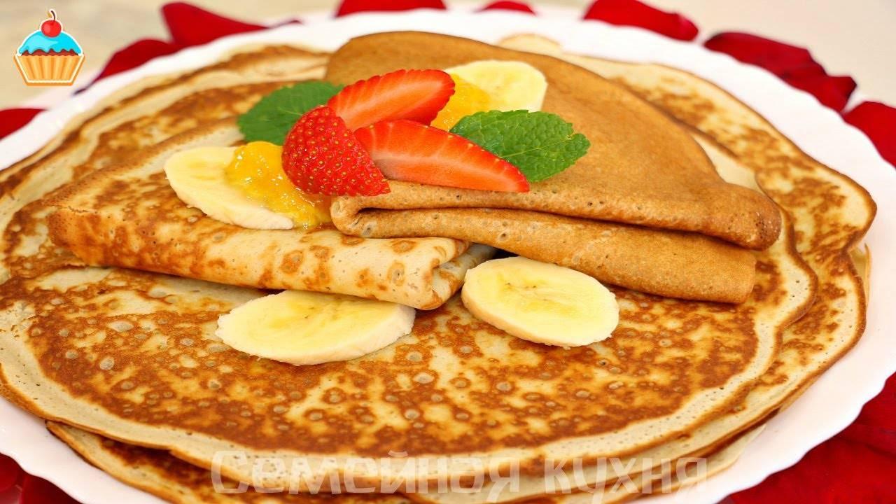 Вкусные банановые оладьи на завтрак. как сделать пышные оладушки на кефире с бананами, яйцами и содой