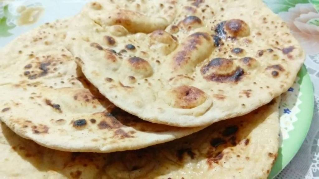 Индийский хлеб чапати, лепешки наан – рецепты с фото