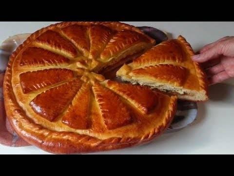 Кулебяка с капустой (russian cabbage pie «coulibiac») - вкусные заметки