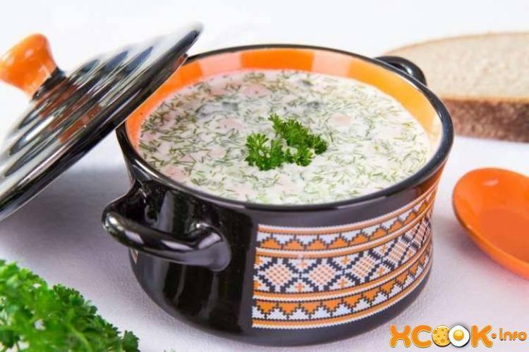 Окрошка: 10 самых вкусных пошаговых рецептов любимого супа