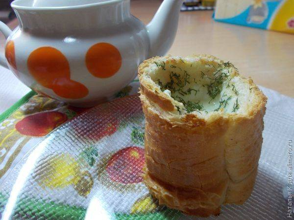 Пенёчки на завтрак